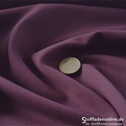 schwerer jersey stoff dunkelt rkis dicker jersey burda stoffe. Black Bedroom Furniture Sets. Home Design Ideas