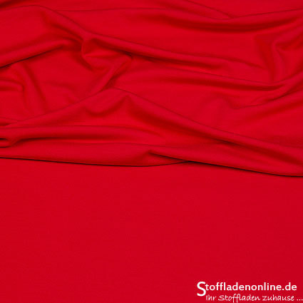 Viscose jersey red - Hilco