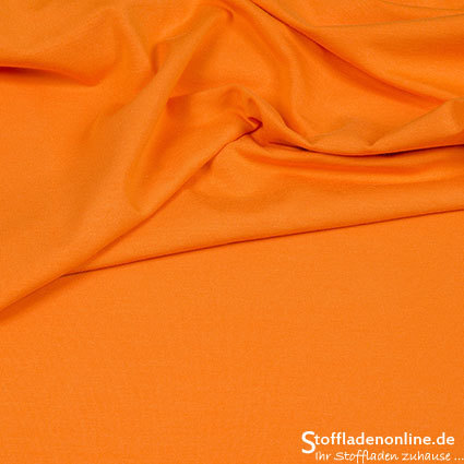Viskose Jersey Orange - Hilco