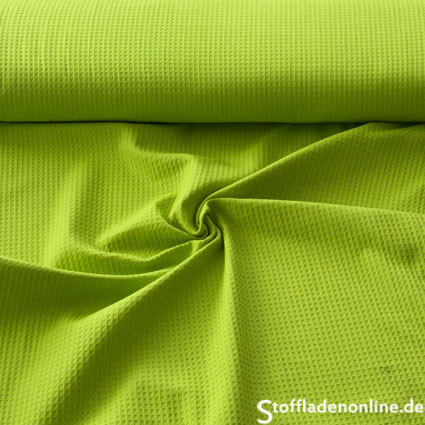 waffelstoff wei waffelpikee waffeltuch waffelstoffe baumwolle. Black Bedroom Furniture Sets. Home Design Ideas