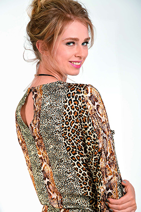 Animal print fabric | Animal print fabrics | Sewing magazine - Fashion Trends