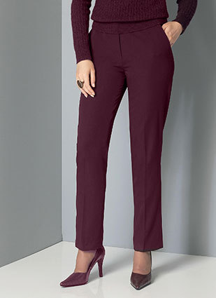Schnittmuster Vogue V9155 | Bi-Stretch Gabardine