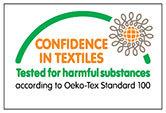 Oeko-Tex-Standard ist ein unabhängiges Prüf- und Zertifizierungssystem für textile